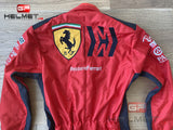 Leclerc 2020 Mission Winnow Racing Suit / Ferrari F1