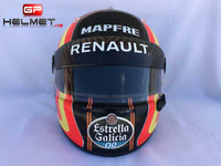 Carlos Sainz Jr. 2017 Replica Helmet / Renault F1 OFFER