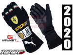 Charles Leclerc 2020 Replica Racing gloves / Scuderia Ferrari 1000GP