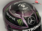 Lewis Hamilton 2020 Replica Helmet / New version / Mercedes Benz F1