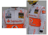 Lewis Hamilton2010 Racing Suit / Mc Laren F1