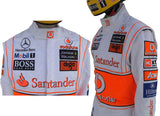 Lewis Hamilton 2011 Racing Suit / Mc Laren F1