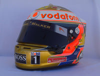 Lewis Hamilton 2012 BRITISH GP Replica Helmet / Mc Laren F1