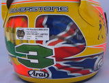 Lewis Hamilton 2011 BRITISH GP Replica Helmet / Mc Laren F1