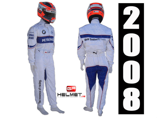 Robert Kubica 2008 Racing Suit Replica / BMW F1