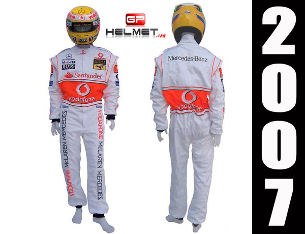Fernando Alonso 2007 Racing Suit replica / Mc Laren F1