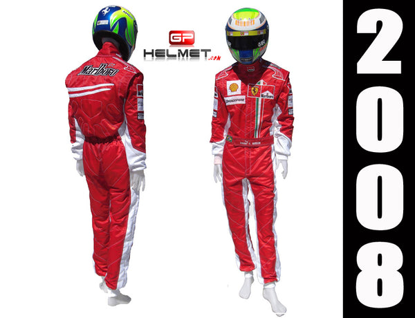 Felipe Massa 2008 racing suit / Ferrari F1
