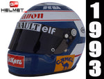 Alain Prost 1993 Replica Helmet / Williams F1