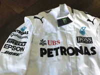 Hamilton 2017 Racing Suit / Mercedes Benz F1