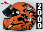 Jos Verstappen 2000 Replica Helmet / Arrows F1 Team