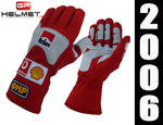 Michael Schumacher 2006 Racing gloves / Ferrari F1