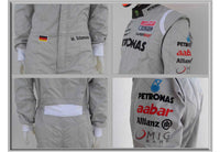 Michael Schumacher 2011 Racing Suit / Mercedes Benz F1