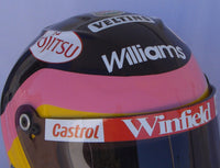 Jacques Villeneuve 1998 Replica Helmet / Williams F1