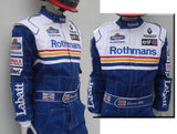 Damon Hill 1997 Replica racing suit / Williams F1