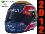 Mark Webber 2012 Replica Helmet / RB F1