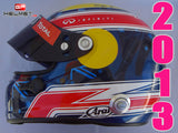 Mark Webber 2013 Replica Helmet / RB F1