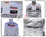 Kimi Raikkonen 2005 racing suit / Mc Laren F1
