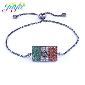 World Cup Mexico Football Fans Charm Bracelets - Odacali Bracelets