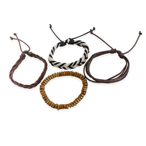 Fashion Handmade Leather Bracelet - Odacali Bracelets