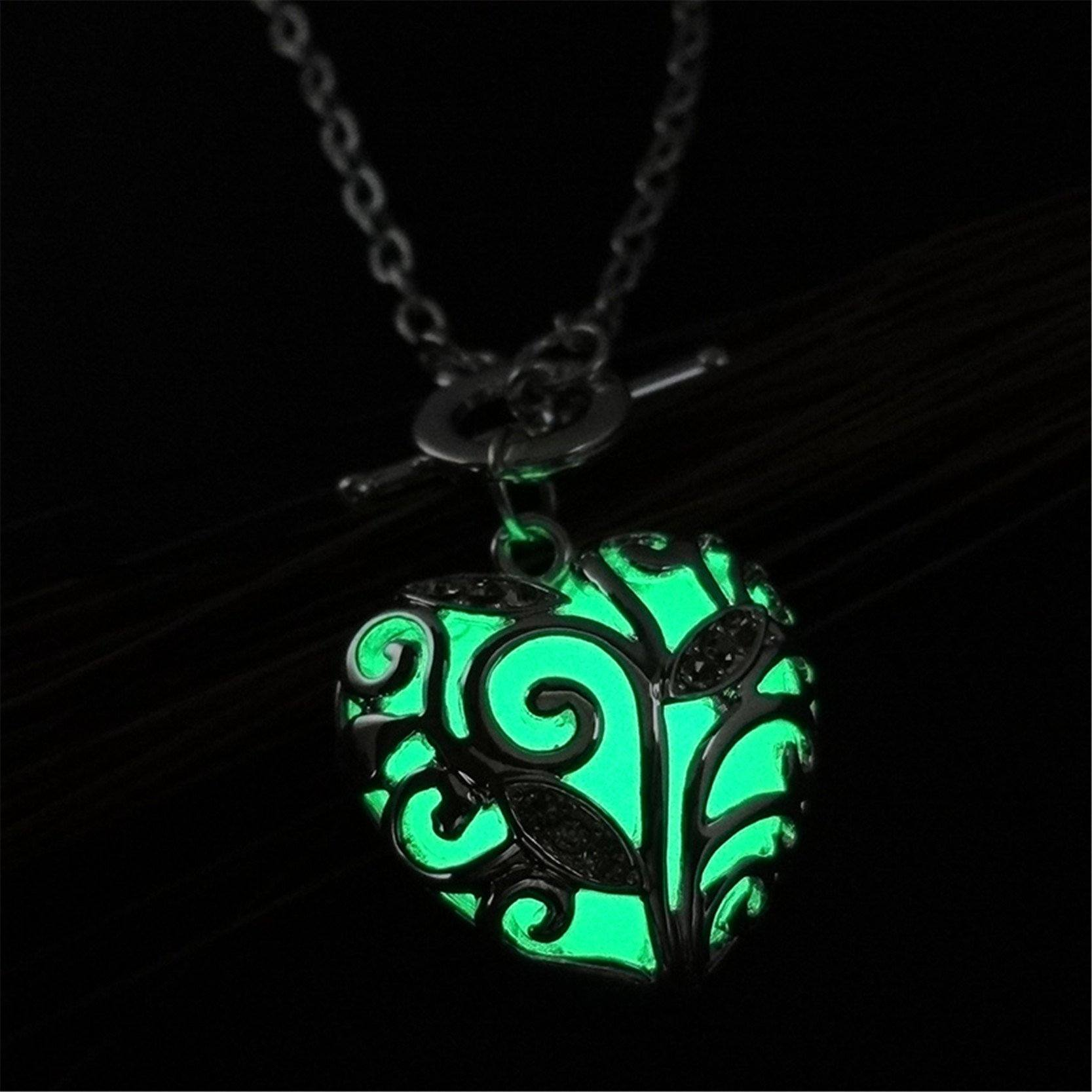 Luminous Glowing in Dark Pendant Bracelet - Odacali Bracelets