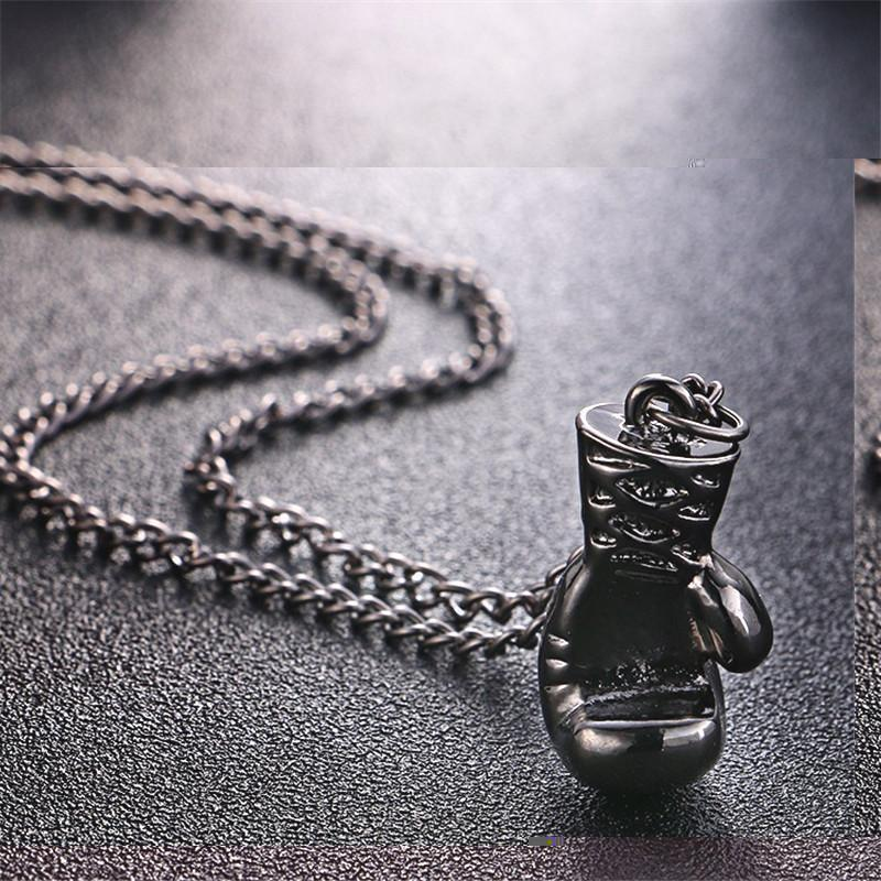 Mini Boxing Glove Necklace - Odacali Bracelets