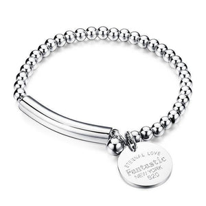 V.YA Stainless Steel Bracelets for Women - Odacali Bracelets