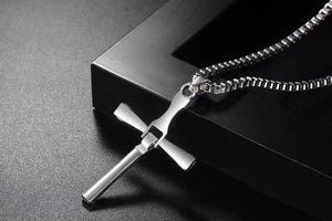 Cross Pendant Necklace - Odacali Bracelets