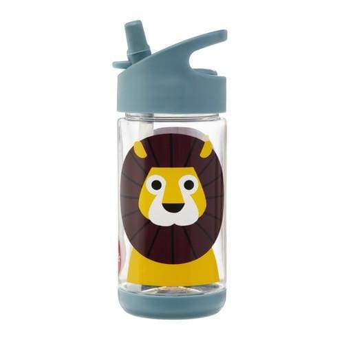 3 Sprouts Water Bottle Lion 3 Sprouts plastic water bottle