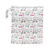 Bumkins Wet Bag Urban Bird Default Bumkins Wet Bag