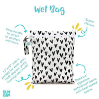 Bumkins Wet Bag Watercolour Bumkins Wet Bag