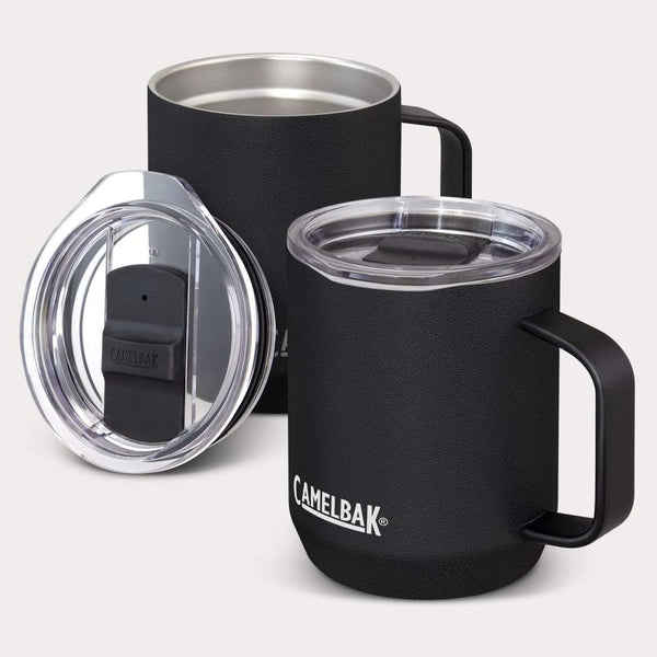 Camelbak Horizon 350ml Insulated Stainless Steel Mug Black Camelbak Tumbler