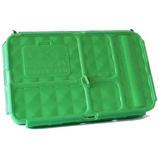 Go Green Large Lunchbox Green Go Green lunchbox