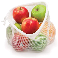 IS Gift Mesh Produce Bags (Set of 3) IS Gift Reusable Pouch