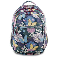 JWORLD New York Cornelia Backpack - Secret Garden J World New York Backpack