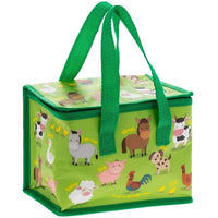 Leonardo Insulated Lunch Bag Farmyard Leonardo Insulated Lunchbag