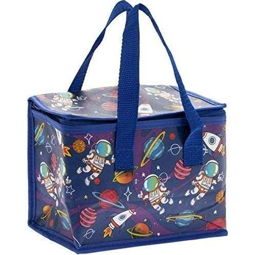 Leonardo Insulated Lunch Bag Spaceman Leonardo Insulated Lunchbag
