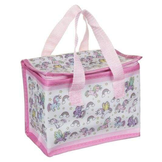 Leonardo Insulated Lunch Bag Unicorn Leonardo Insulated Lunchbag