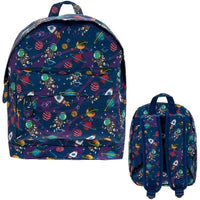 Leonardo Kids Backpack Spaceman Leonardo Backpack