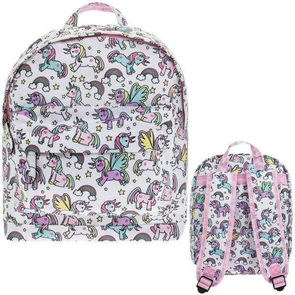 Leonardo Kids Backpack Unicorn Leonardo Backpack