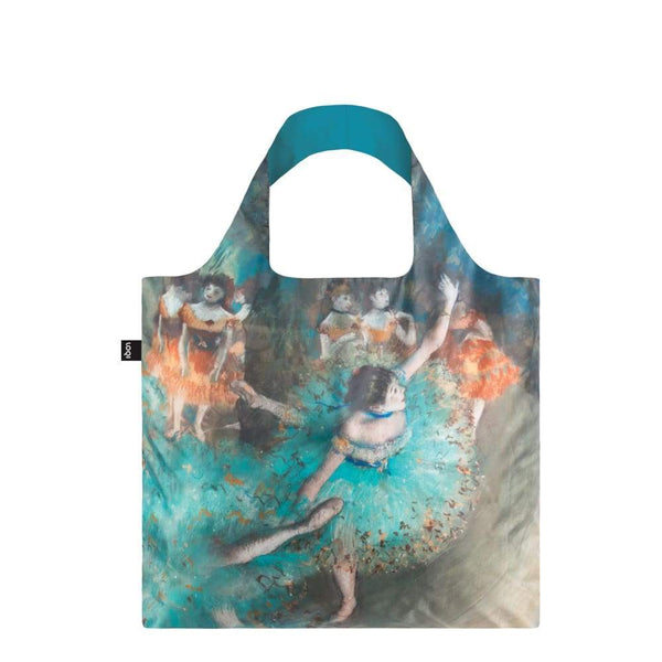 Loqi Reusable Bag Museum Collection - Edgar Degas Default Loqi Reusable Shopping Bag