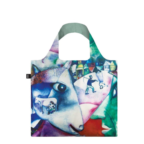 Loqi Reusable Bag Museum Collection - Marc Chagall Loqi Reusable Shopping Bag