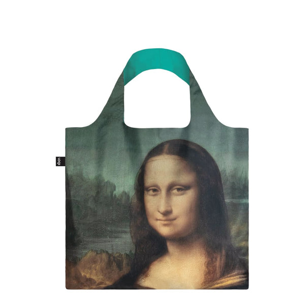 Loqi Reusable Bag Museum Collection - Mona Lisa Loqi Reusable Shopping Bag