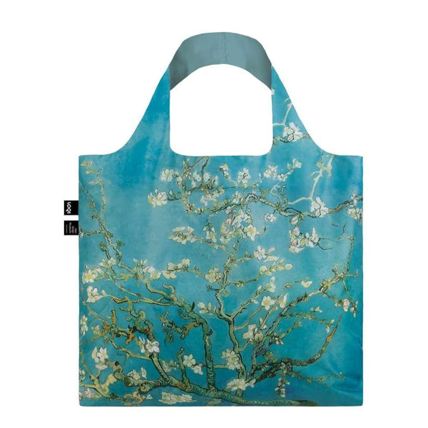 Loqi Reusable Shopping Bag Museum Collection - Almond Blossom Default Loqi Reusable Shopping Bag