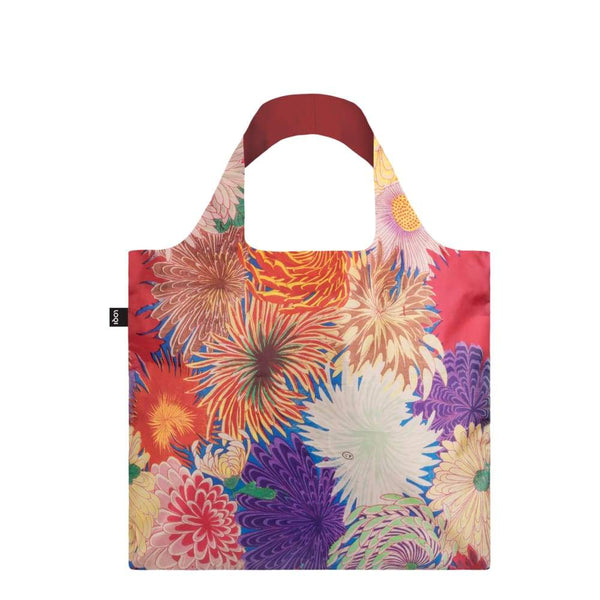 Loqi Reusable Shopping Bag Museum Collection - Chiyogami Loqi Reusable Shopping Bag