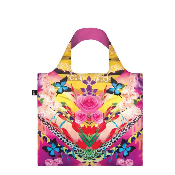 Loqi Reusable Shopping Bag Shinpei Naito Collection - Flower Dream Loqi Reusable Shopping Bag