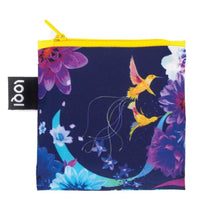 Loqi Reusable Shopping Bag Shinpei Naito Collection - Hummingbirds Loqi Reusable Shopping Bag
