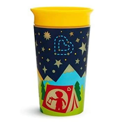 Munchkin Miracle 360 Glow in the Dark Cup 10oz Camping Munchkin Cup