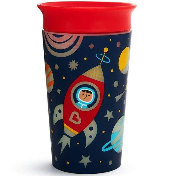 Munchkin Miracle 360 Glow in the Dark Cup 10oz Space Munchkin Cup
