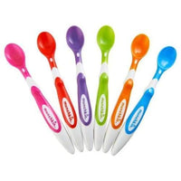 Munchkin Soft Tip Infant Spoons 6 Pack Munchkin Spoon