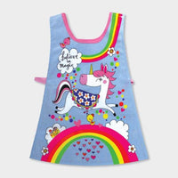 Rachel Ellen Double Sided Tabard - Unicorn Default Rachel Ellen Apron